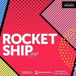Rocketship.fm Podcast Produttività