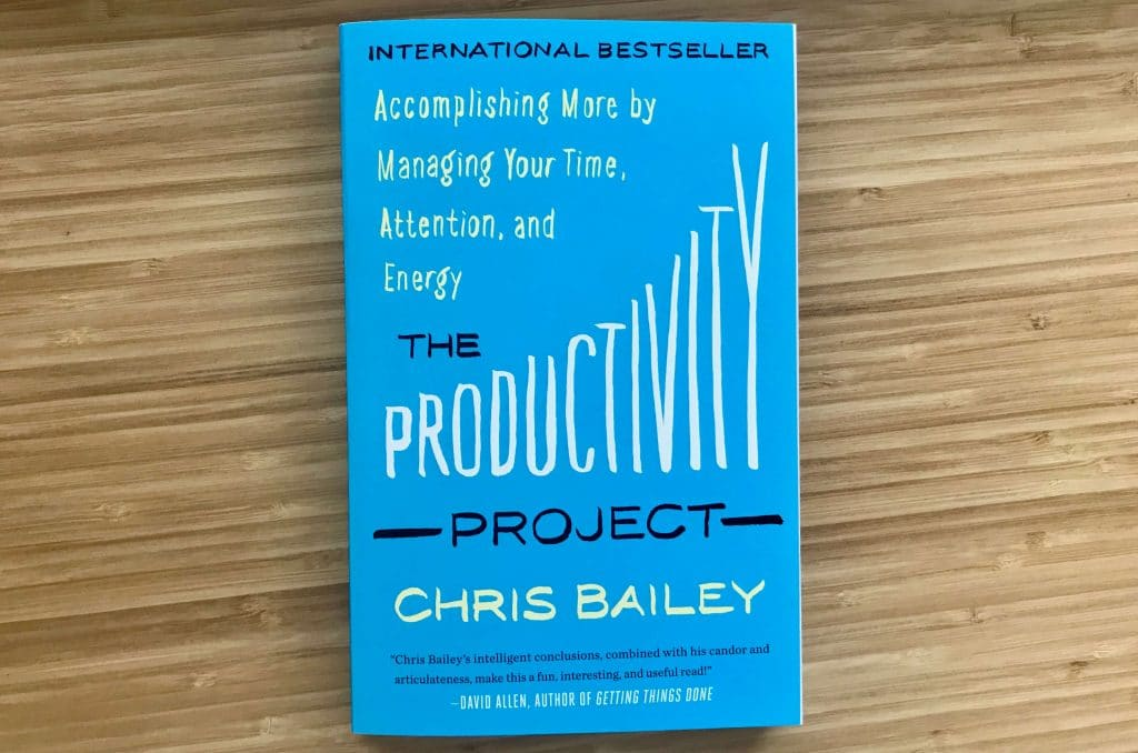 The Productivity Project libro